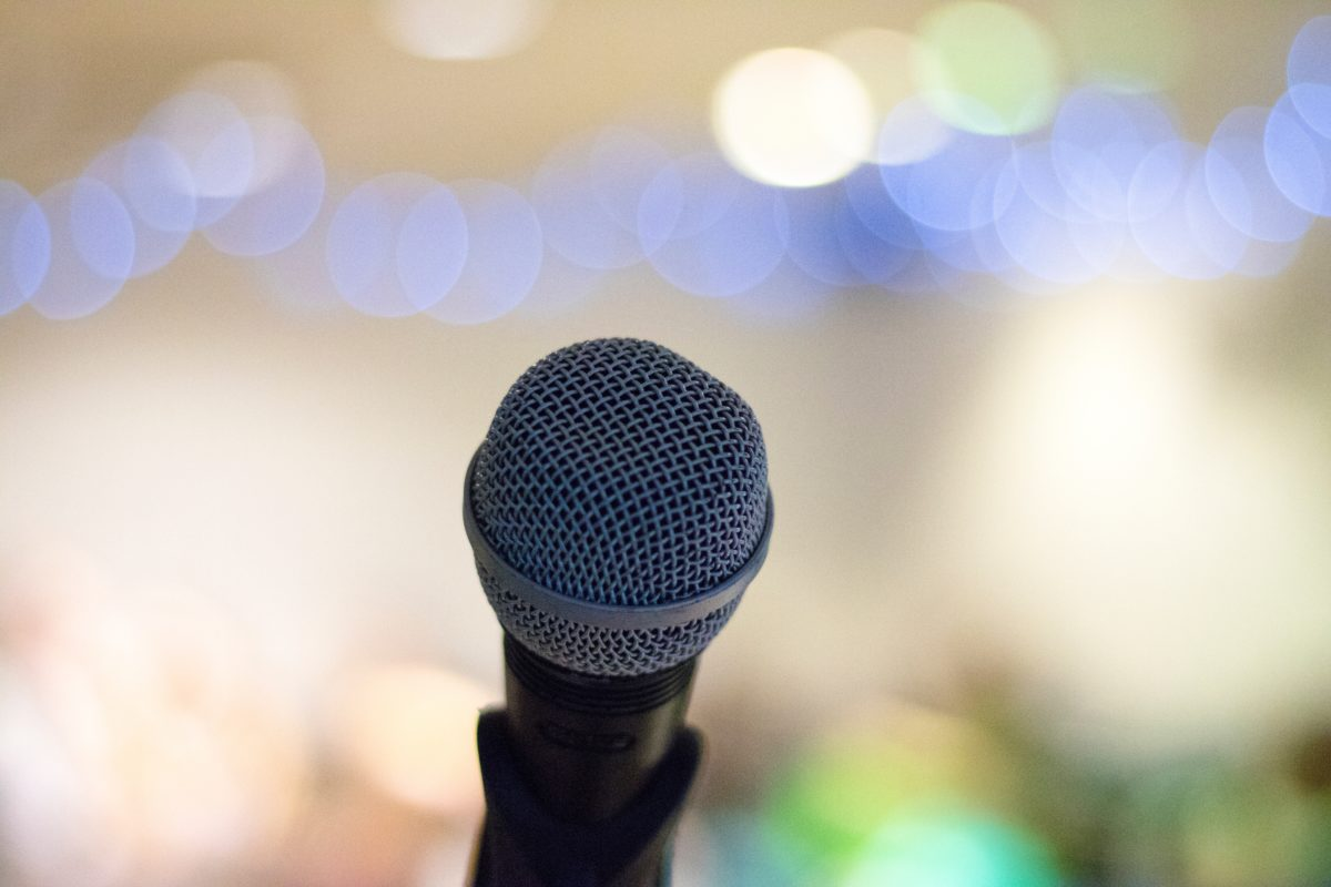 Presentations and Public Speaking Course