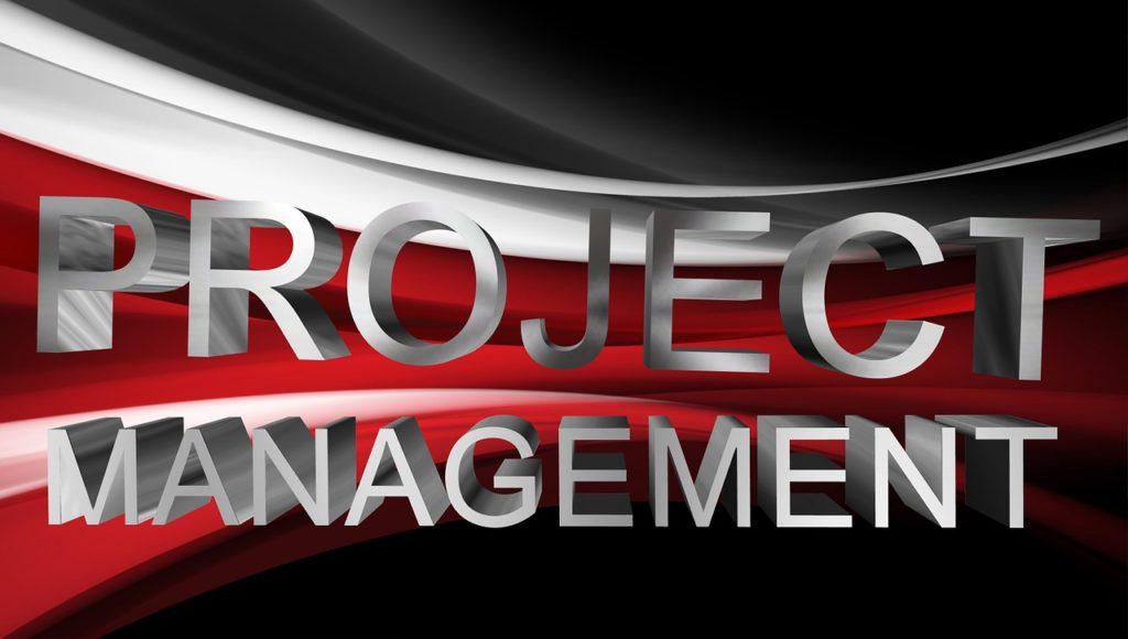 Project Management Cover Page